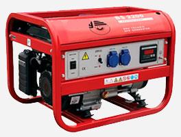 электрогенераторы для дома и дачи