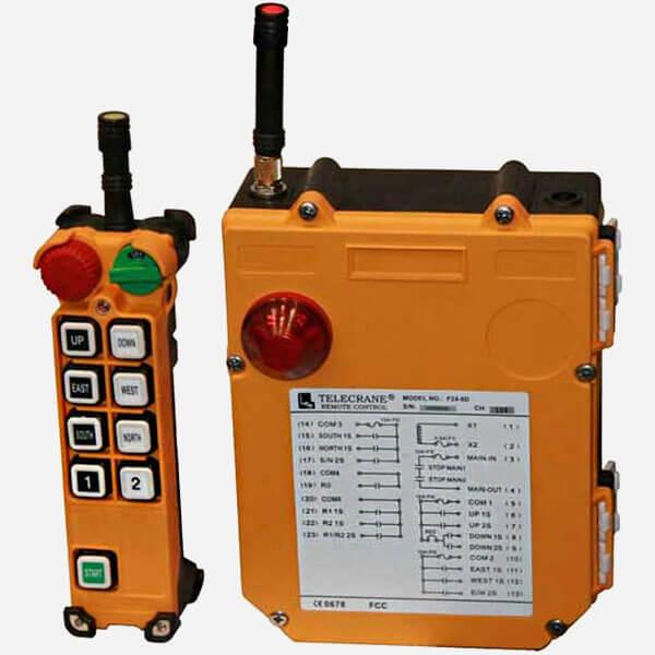 телекран радиоуправление инструкция