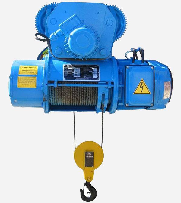 Тельфер электрический Т-10 0