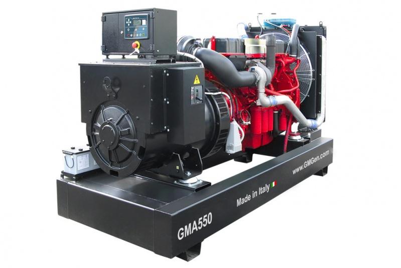 Дизельные генераторы на 400 кВт