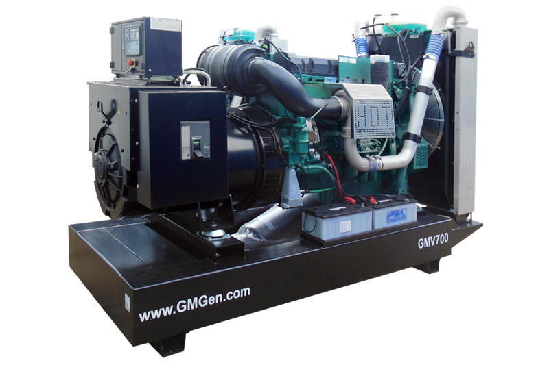 Дизельные генераторы на 500 кВт