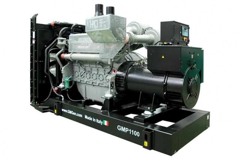 Дизельные генераторы на 800 кВт