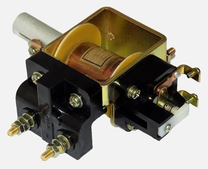 Реле максимального тока - РЭО-401.